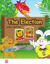 The Election: Hong Kong ICAC Comics 香港廉政公署漫畫