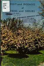 Pest and Diseases of Trees and Shrubs
