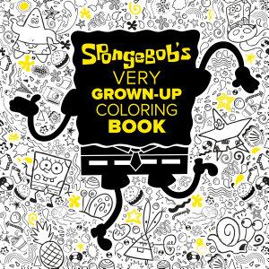 SpongeBob SquarePants Adult Coloring Book
