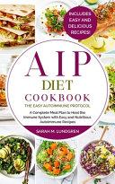 AIP Diet Cookbook PDF