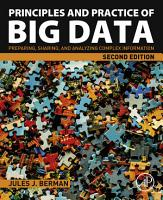 Principles and Practice of Big Data PDF