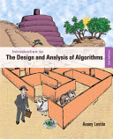 Introduction to the Design   Analysis of Algorithms PDF