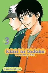 Kimi ni Todoke: From Me to You: Volume 3
