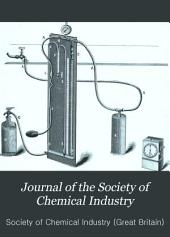 Journal of the Society of Chemical Industry: Volume 6