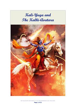 Kali Yuga and the Kalki Avatara