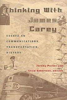 Thinking with James Carey Book