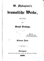 Dramatische Werke: Band 7