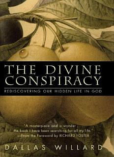 The Divine Conspiracy Book