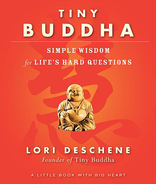 Download Tiny Buddha Book