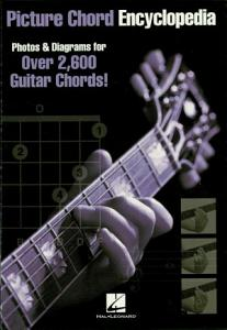 Picture Chord Encyclopedia (Music Instruction) Book