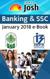 Banking & SSC January 2018 e-book