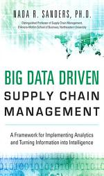 Big Data Driven Supply Chain Management