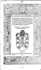 Commentarii in quinque Mosaicos libros, adjectis annotationibus ab Antonio Jonseca