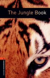 The Jungle Book Level 2 Oxford Bookworms Library: Edition 3