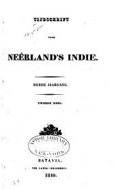Tijdschrift voor Nederlandsch Indië: Volume 3,Nummer 2