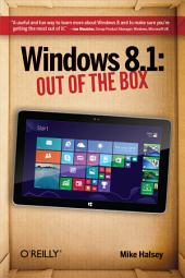 Windows 8.1: Out of the Box: Edition 2