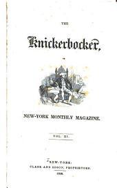 The Knickerbocker: Or, New-York Monthly Magazine, Volume 11