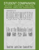 Fundamentals of Biochemistry  Student Companion PDF