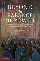 Beyond the Balance of Power PDF