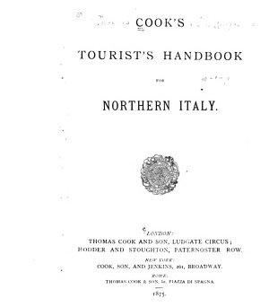 Cook s Tourist s Handbook for Northern Italy PDF