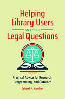 Helping Library Users with Legal Questions