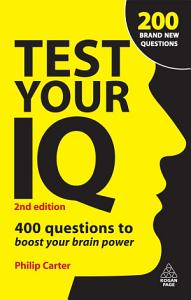 Test Your IQ Book