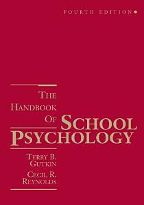 The Handbook of School Psychology  4th Edition