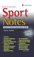 Sport Notes PDF