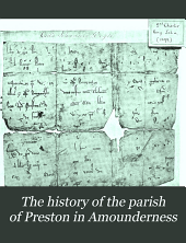 The history of the parish of Preston in Amounderness