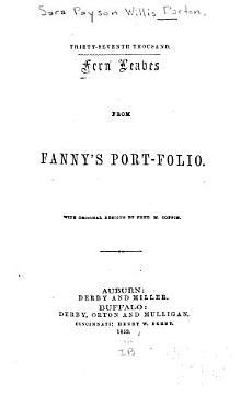 Fern Leaves from Fanny s Port folio PDF