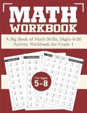 A Big Math Workbook for Grade 1 PDF