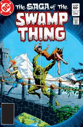 The Saga of the Swamp Thing (1982-) #12