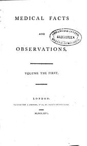 Medical Facts and Observations: Volume 1