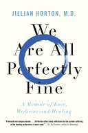 We Are All Perfectly Fine Book