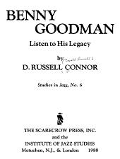 Benny Goodman PDF