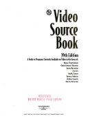 Download Video Sourcebook Book