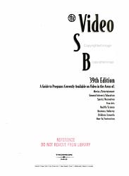 Video Sourcebook Book PDF