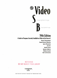 Video Sourcebook PDF