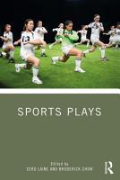 Sports Plays PDF