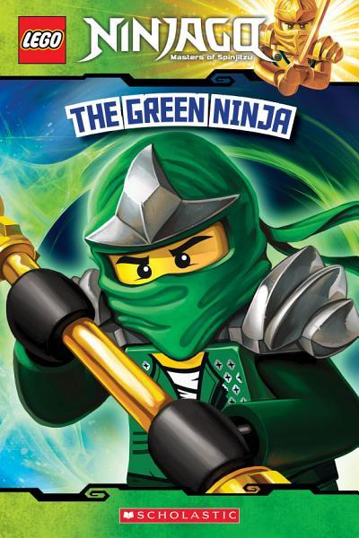 The Green Ninja Lego Ninjago Reader