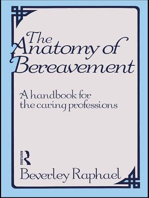 The Anatomy of Bereavement PDF