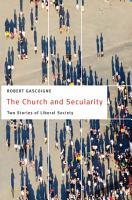 The Church and Secularity PDF