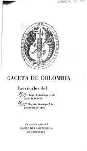 Gaceta de Colombia: Números 359-493