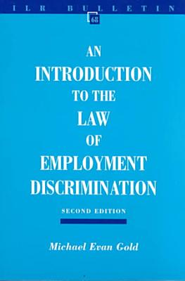 An Introduction to the Law of Employment Discrimination PDF
