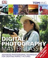 Digital Photography Masterclass PDF