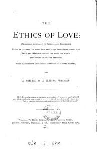 the ethics of love PDF