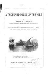 A Thousand Miles Up the Nile: Volume 1