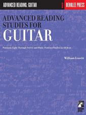 Advanced Reading Studies for Guitar (Music Instruction): Guitar Technique