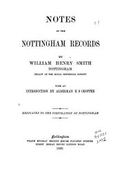 Notes on the Nottingham Records