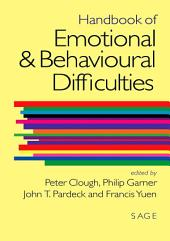 Handbook of Emotional and Behavioural Difficulties
